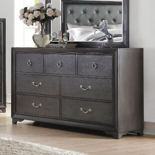 Florine 7 Drawer Dresser