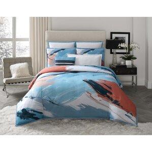 capri blush 3 piece comforter set