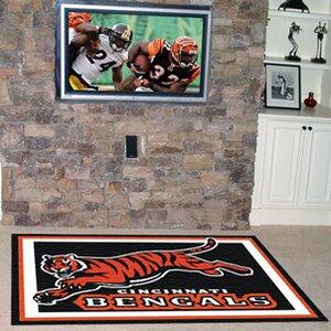 NFL - Cincinnati Bengals 5x8 Rug
