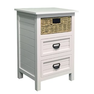 Denholme 3 Drawer Accent Chest by Highland Dunes