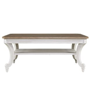 Keller Coffee Table Rosecliff Heights