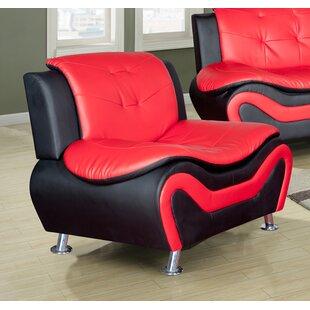 Star Home Living Corp Heton Slipper Chair