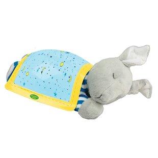Kids Preferred Goodnight Moon Starry Projector Bunny Night Light