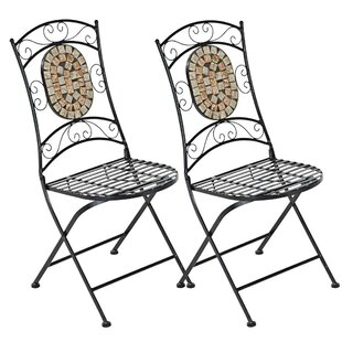 Lowall Folding Garden Chair (Set Of 2) By Sol 72 Outdoor