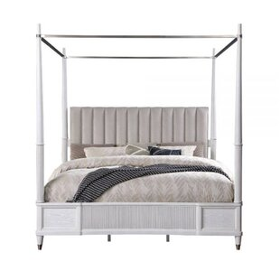 Harr Low Profile Canopy Bed