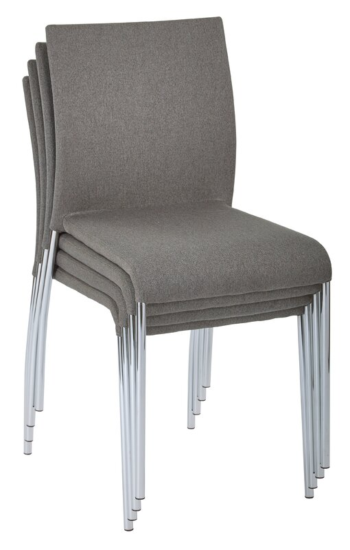 Superb Conway Armless Stack Chair