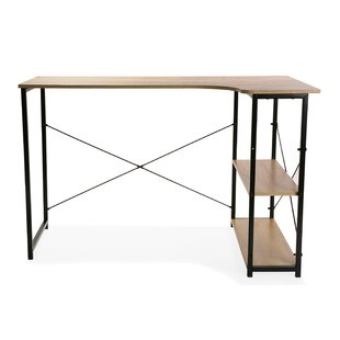 L-Shaped Desk By Mercury Row