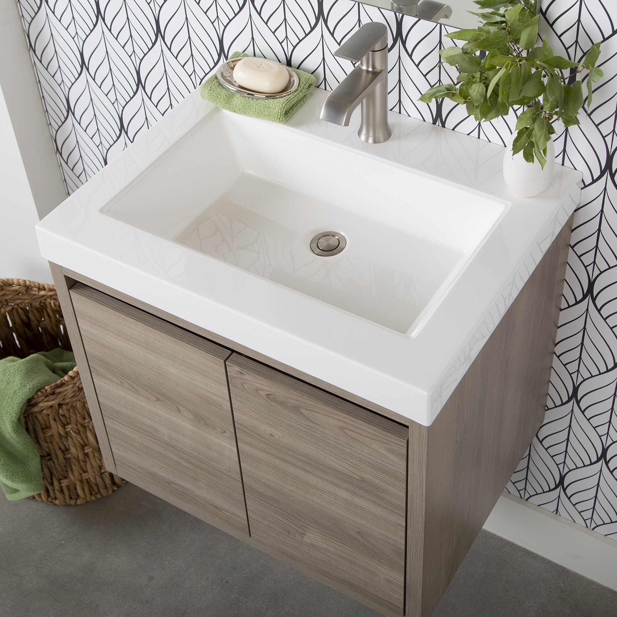 Modern Contemporary Bathroom Vanities You Ll Love In 2020 Wayfair