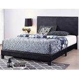 Montebello Queen Upholstered Standard Bed by Latitude Run®