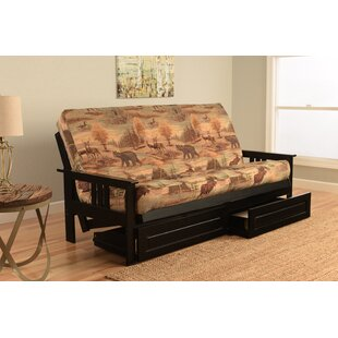 Monterey Futon and Mattress by Kodiak Furniture