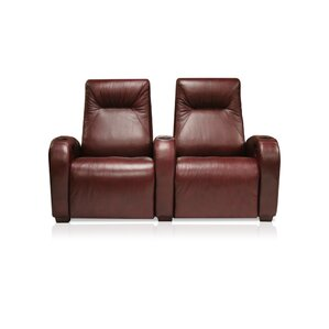 St. Tropez Home Theater Lounger (Row of 2) b..