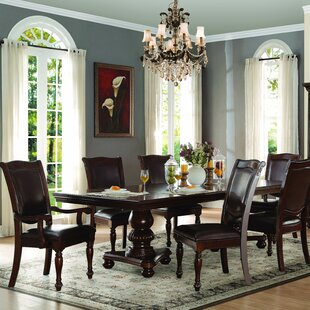 Elford 7 Piece Extendable Dining Set Astoria Grand