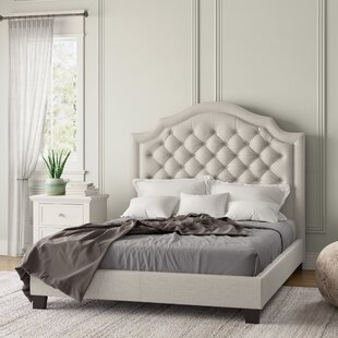 Swanley Upholstered Standard Bed