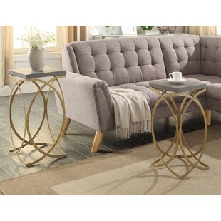 Willa Arlo Interiors Theophania 2 Piece Tables
