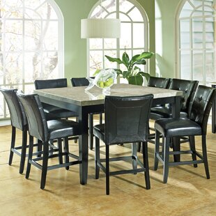 Trever Counter Height Dining Table Latitude Run