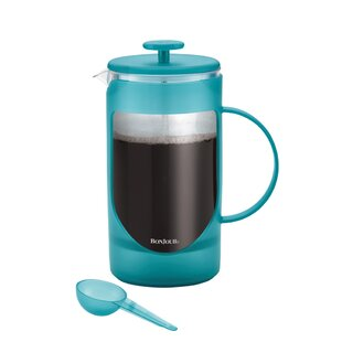 8 Cup Ami-Matin Unbreakable French Press Coffee Maker