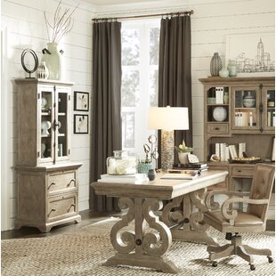 Ellenton 3 Piece Desk Office Suite