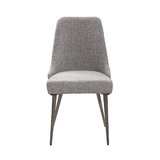 Polina Upholstered Dining Chair (Set of 2) by Union Rustic