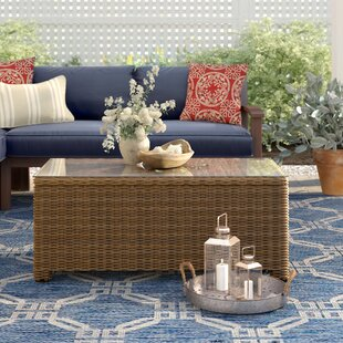 Purchase Lawson Wicker Rectangular Coffee Table Look & reviews
