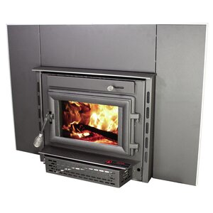 Medium EPA Certified Wood Burning Fireplace Insert
