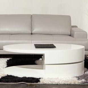Read Reviews Ergo Coffee Table by Hokku Designs