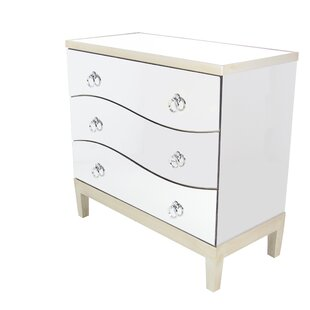 3 Drawer Accent Chest by Cole & Grey