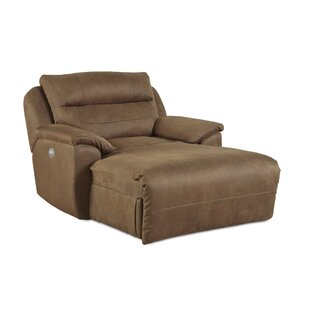 Southern Motion Five Star Power Recliner with Ottoman