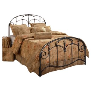Jacqueline Panel Bed by Hillsdale Furniture