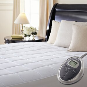 Lucie Heated Mattress Pad