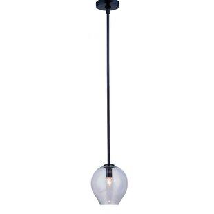 Wrought Studio Stevenson 1-Light Globe Pendant