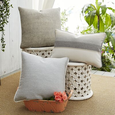 Ombre Affair Indoor/Outdoor Pillow by Patina Vie Coupon
