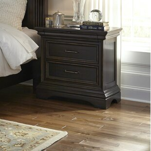 Darby Home Co Glencoe 3 Drawer Nightstand