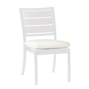 Charleston Patio Dining Chair with Cushion (Set of 2) by Summer Classics
