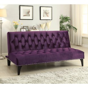 Alcaraz Convertible Sofa by Willa Arlo Interiors Savings
