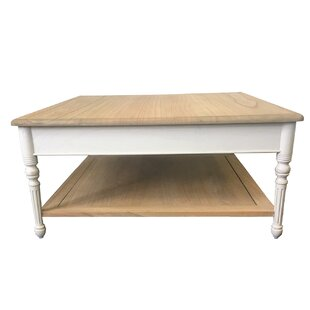 Square Coffee Table With Storage By August Grove