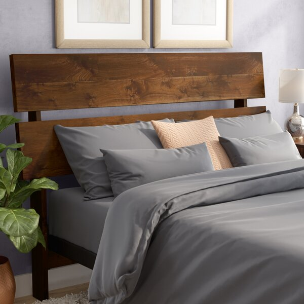 Mercury Row Posner Slat Headboard & Reviews by Mercury Row