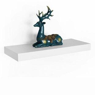 Ebern Designs Bryanna Floating Wall Shelf