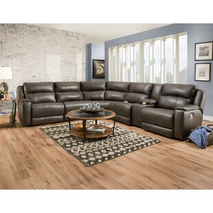 Dazzle Reclining Sectional..