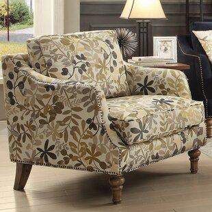 Bayou Breeze Kroger Delightfully Crafted Armchair