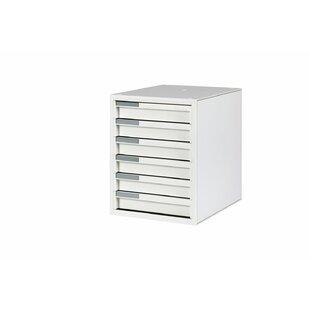 Styro White Filing Cabinets