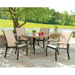 Belle Isle Patio Dining Chair (Set of 2)