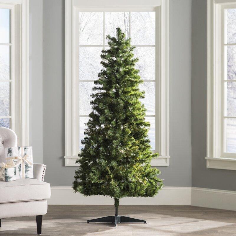 6 green fir artificial christmas tree - 6 Christmas Tree