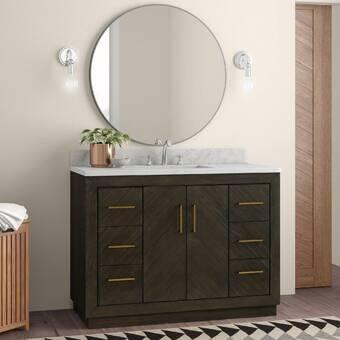 Eldon 60 Single Bathroom Vanity Allmodern