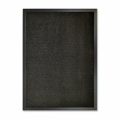 Extended Backboard Dart World Color: Black
