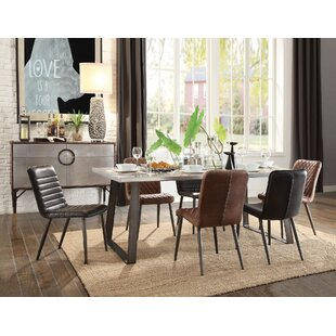 Brewton 7 Pieces Dining Set