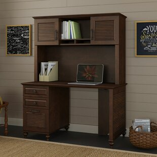 Volcano Dusk 4 Piece Desk Office Suite