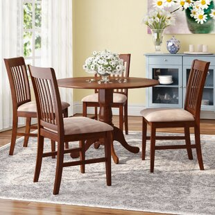 Spruill 5 Piece Dining Set by August Grove Read Reviews