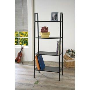 Winston Porter Oyler 4 Tier Ladder Bookcase