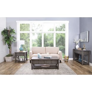 Swart 3 Piece Coffee Table Set