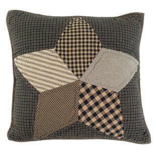 Madeline Quilted Cotton Throw Pillow